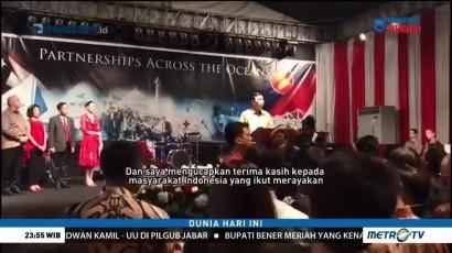 Kedubes AS di Jakarta Gelar Peringatan Hari Kemerdekaan