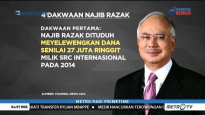 Tanggapan Warga Malaysia atas Penangkapan Najib Razak