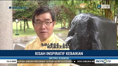 Cerita Priyanto Chang Menyebarkan Kebaikan Lewat Video Inspiratif