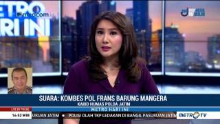 Jadi Buronan, Ini Ciri-ciri Terduga Teroris di Pasuruan