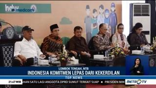 Indonesia Komitmen Lepas dari Kekerdilan