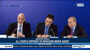 Ill Couple Exposed to Novichok Nerve Agent