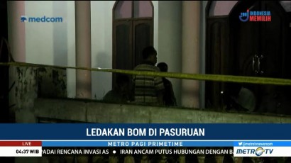 Terduga Teroris di Pasuruan Pernah Ditahan di Lapas Cipinang
