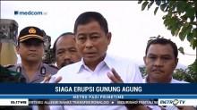 Menteri ESDM: Gunung Agung dalam Fase Deflasi
