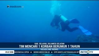 Situasi Penyelaman di Perairan Selayar