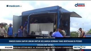 Dinsos Buka Dapur Umum untuk Keluarga Korban KM Lestari