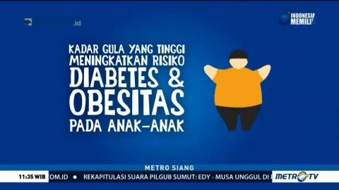 Kental Manis Tingkatkan Resiko Diabetes dan Obesitas