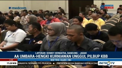 Partisipasi Pemilih di Bandung Barat Meningkat