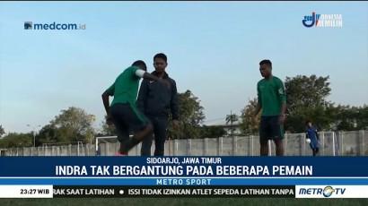 Skuat Timnas U-19 Siap Hadapi Vietnam
