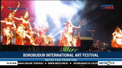 Borobudur International Art Festival Kembali Digelar