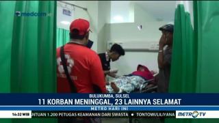 Satu Korban KM Lestari Dibawa ke RS Sultan Daeng
