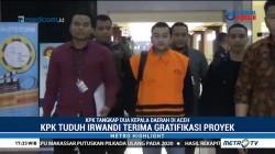 KPK Tangkap Dua Kepala Daerah di Serambi Mekkah