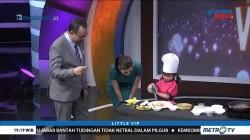 Chef Cilik Chiellyn Beraksi Sajikan Peuyeum Bandung