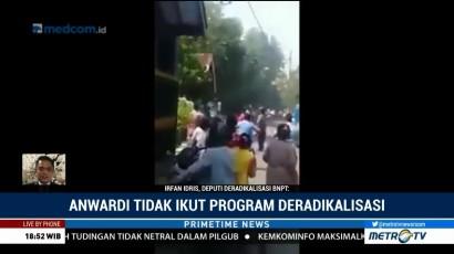 BNPT: Pelaku Bom Pasuruan Tak Ikut Program Deradikalisasi