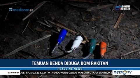 Warga Cirebon Temukan Benda Diduga Bom Rakitan