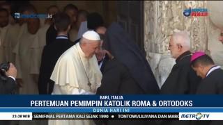 Paus Fransiskus Berdoa untuk Perdamaian di Timur Tengah