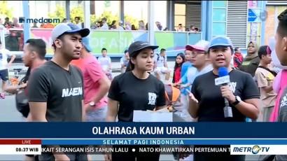 Olahraga Kaum Urban