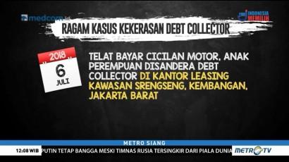 Catatan Kasus Kekerasan Debt Colletor