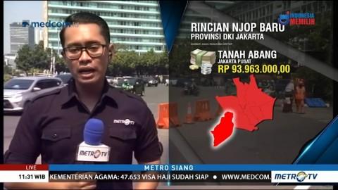Kenaikan NJOP DKI Jakarta