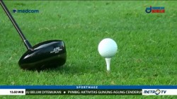 Turnamen Golf untuk Kepedulian Lingkungan