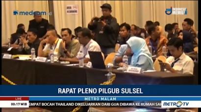 Nurdin Abdullah-Andi Sudirman Unggul di 16 Kabupaten/Kota