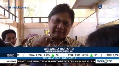 Menperin Menilai Indonesia Harus Kurangi Impor