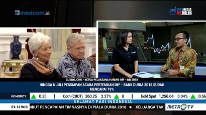 Kesiapan Pertemuan IMF-Bank Dunia di Bali
