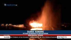 Kronologi Kebakaran Kapal di Bali Menurut Saksi Mata