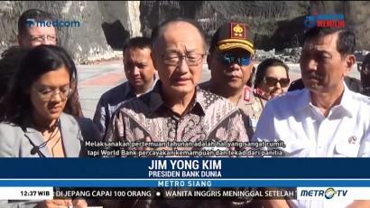 Jim Yong Kim Optimis Pertemuan IMF-Bank Dunia Berjalan Mulus