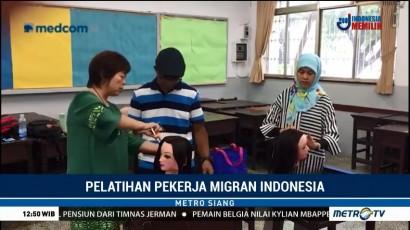 Pelatihan Pekerja Migran Indonesia