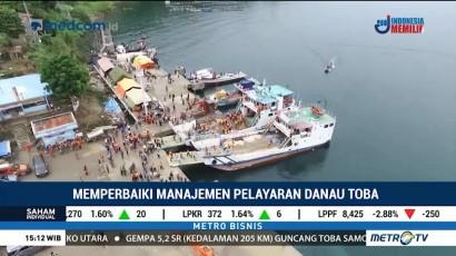 Memperbaiki Manajemen Pelayaran Danau Toba