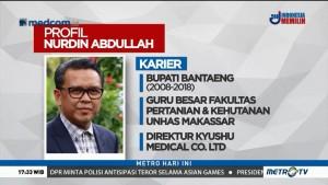 Profil Nurdin Abdullah-Andi Sudirman Sulaiman
