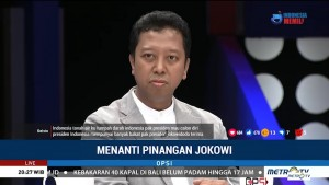 Opsi - Menanti Pinangan Jokowi (4)