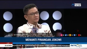 Opsi - Menanti Pinangan Jokowi (6)