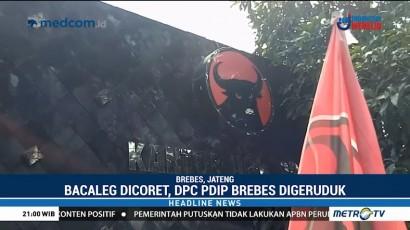 DPC PDIP Brebes Digeruduk Kader