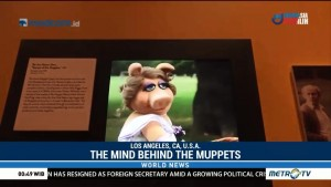 The Mind Behind the Muppets Showcased in Travelling Exhibit