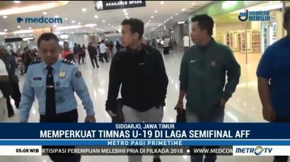 Egy Maulana Tiba di Tanah Air