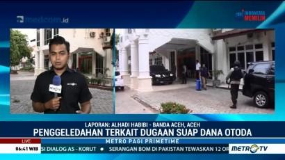 Kantor Dinas PUPR, Dipora Aceh dan Kantor Bupati Bener Meriah Digeledah