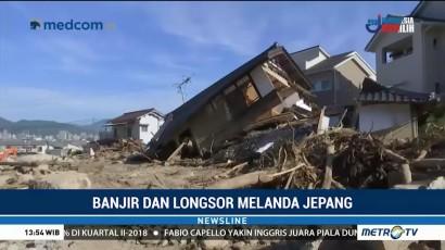 Banjir Terparah Selama 3 Dekade di Jepang
