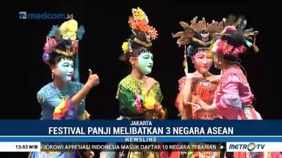 Perayaan Festival Panji yang Melibatkan 3 Negara Asean