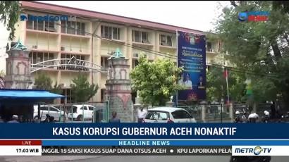 KPK Geledah Kantor Disdik dan Dinkes Aceh