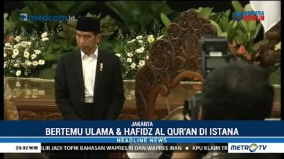 Jokowi Gaungkan Spirit Islam Rahmatan Lil Alamin