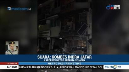 Ledakan Keras Terjadi di Grand Wijaya Jakarta Selatan