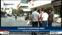 Polisi Lakukan Sterilisasi dan Olah TKP Ledakan di Grand Wijaya