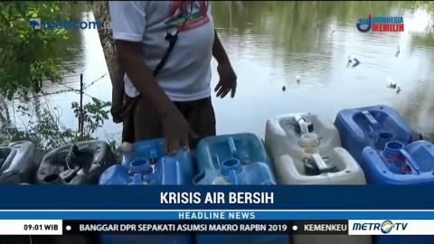 Gresik Krisis Air Bersih