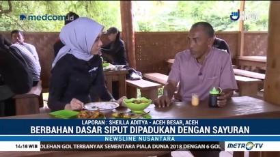 Sensasi Seruput Cue, Gulai Siput Khas Aceh