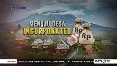 Menuju Desa <i>Incorporated</i> (1)
