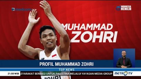 Profil Muhammad Zohri