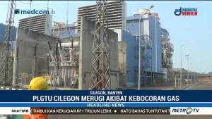 PLTGU Cilegon Merugi Akibat Kebocoran Gas di Perairan Banten