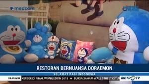 Restoran Unik Bernuansa Doraemon